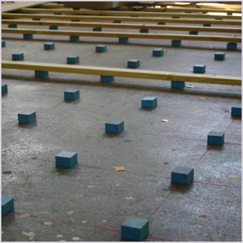 Zvučna izolacija poda